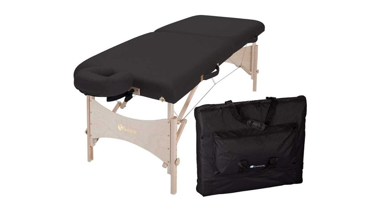 HARMONY DX earthlite massage table 2 small review