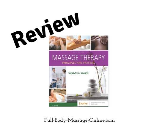 Review_Massage Therapy Principles and Practice book