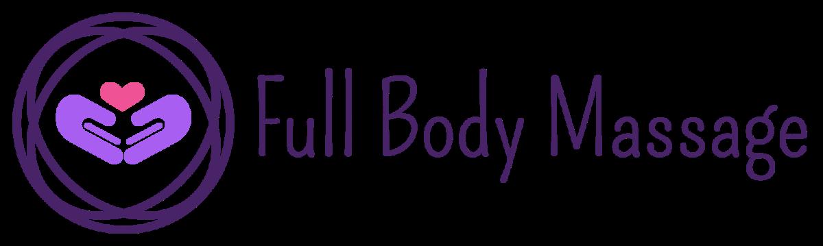 Full Body Massage Online Logo