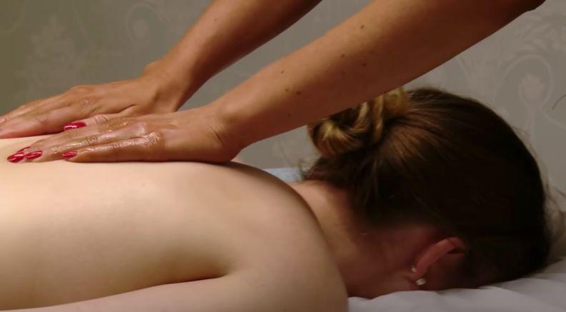 Effleurage the Full Back